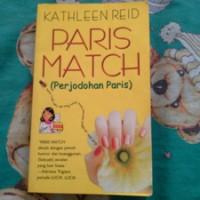 novel terjemahan Perjodohan Paris - Paris Match ol