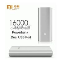 XIAOMI Dual USB Port Power Bank 16000mAh Original