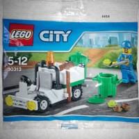Lego City Garbage Truck 30313. New. Segel