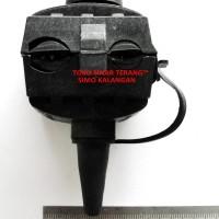 Tap Konektor Kabel Listrik PLN HITAM Kedap Air Tembaga/ Conektor Cable