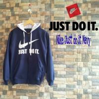 Coat / Jacket / Sweater Korea Nike Hoodie Navy
