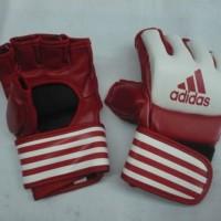 Sarung Tangan MMA Adidas adiCSG091 White/ Red M