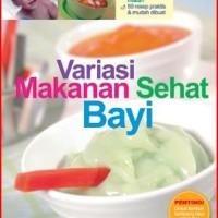 harga Variasi Makanan Sehat Bayi Tokopedia.com