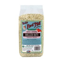 BRM Organic Quick Cooking Rolled Oats