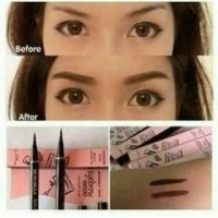 Monomola Eyebrow Tato / Tatto / Tattoo Pensil Alis Original Korea