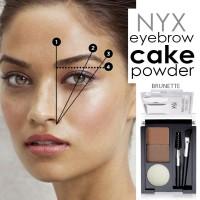 harga NYX Eyebrow Cake Powder ECP Tokopedia.com
