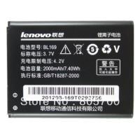 Baterai / Batere Lenovo Original A789 / P70 / P800 Bl169
