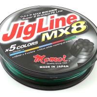 Momoi JigLine MX8 Super PE#4 - Multicolour