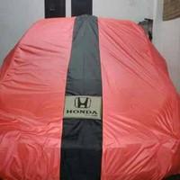 selimut mobil outdoor custom dua warna