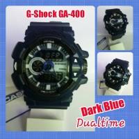 G SHOCK GA-400 DARK BLUE