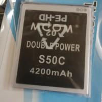 Baterai Batre Battery Mcom for Advan Vandroid S50C S50-C 3800mah