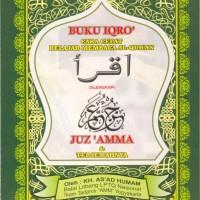 Buku IQRO Bendel Besar Plus Juz Amma HVS