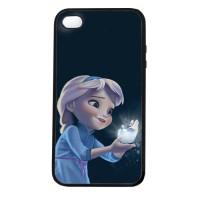harga 13 Disney Frozen Iphone 4/4s Rubber Case,casing,soft,apple Logo,elsa Tokopedia.com
