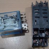 OMRON Relay LY2N-J LY2NJ LY2N LY2 coil= DC24V DPDT 10A UL CSA TUV