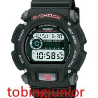 Jam Tangan Casio GShock Original 100% G-Shock DW-9052-1VH Hitam