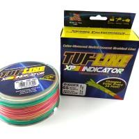 Tufline XP Indicator 65lb 600yard - Multicolour