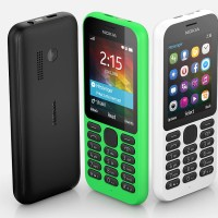 Nokia 215 - Camera - Bluetooth V3.0 - Internet
