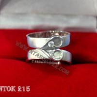 cincin kawin love baru