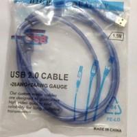 Kabel Perpanjangan USB Extender 1.5 Meter untuk Modem dan Flashdisk