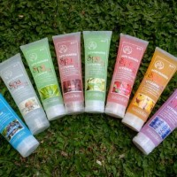 BODY SHOP SPA EXFOLIATING GEL - BODY SHOP PEELING GEL