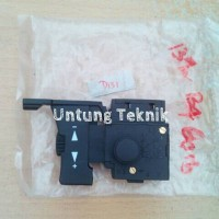 Switch / saklar Bor 13mm D131
