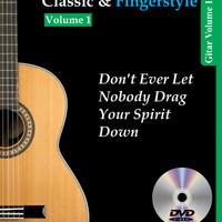 Belajar Gitar Classic & Fingerstyle Vol.1