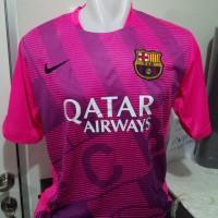 Jersey Barcelona training pink (15-16)