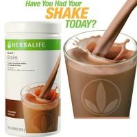 HERBALIFE SHAKE MIX NUTRISI SHAKE STRAWBERRY COKLAT VANILA ORIGINAL