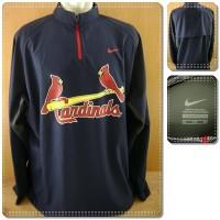 Jacket Nike MLB Cardinals 1/4 zip - Navy Original