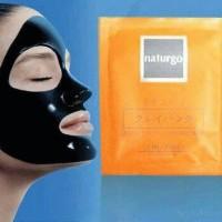 masker lumpur naturgo shisiedo mask
