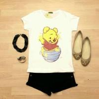 Kaos Pooh bigsize