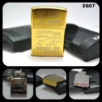 Zippo Gold ZG07