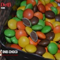 Coklat Delfi Kiloan DELFI CHA MILK/CHA-CHA/ CHAMILK 1Kg
