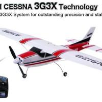 Skyartec Mini Cessna 3G3X 2.4GHz Brushless RC Airplane Mnce3x-01 RTF