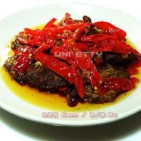 Dendeng Balado Batokok (Cabe Merah) - 125 Gram / 1/8 Kg