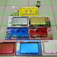 Nintendo 3DS XL Limited Edition Zelda ALBW