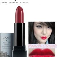 NYX Black Label Lipstick - BLL105 Cherry (Vibrant Red)