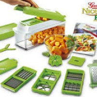 Genius Nicer Dicer Plus/ Pemotong Serbaguna (As Seen On TV)