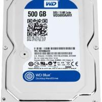 HARDISK INTERNAL  WD BLUE 3.5 500GB