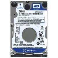 HARDISK INTERNAL WD BLUE 2.5 500GB