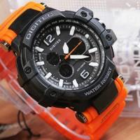Digitec 2078 Original Black Rubber Orange