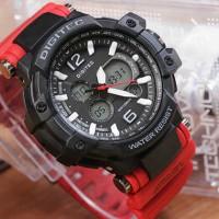 Digitec 2078 Original Black Rubber Red