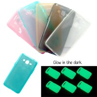 SOFTSHELL ULTRATHIN GLOW IN THE DARK for SAMSUNG