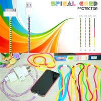 CORD CABLE PROTECTOR (Pelindung Kabel Spiral)