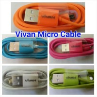 KABEL VIVAN CANDY MICRO USB /BLACKBERRY/SAMSUNG/TABLET DLL
