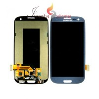LCD Samsung Galaxy S3 i9300 Marble Blue