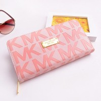 DOMPET WANITA PINK SOFT MUDA LIGHT CLUTCH KONDANGAN PESTA MICHAEL KORS