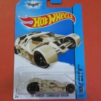 Hotwheels BATMAN The Tumbler - Camouflage