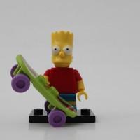 Lego Original Minifigure Bart Simpsons