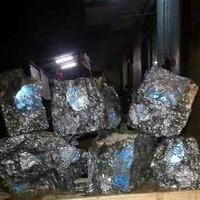 Bahan/Rough/Batu Labrador Blue Ocean/Black Labrador Klep Biru 1Kg